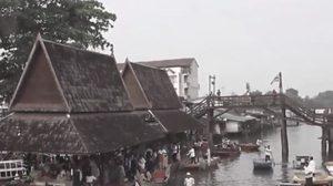 ชาวลำลูกกาทอดกฐินทางน้ำ หนึ่งเดียวในประเทศไทย