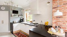 หมดปัญหาพื้นที่จำกัดด้วย 4 วิธีจัด ห้องครัวขนาดเล็ก