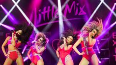 ซี้ด! Little Mix สุดสยิว อย่างกับใส่ชุดว่ายน้ำขึ้นคอนเสิร์ต!!