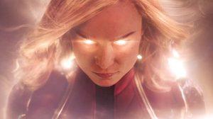 ฉันไม่ได้เป็นอย่างที่คุณคิด!! กัปตันมาร์เวล ร่วงจากท้องฟ้า ในตัวอย่างแรก Captain Marvel