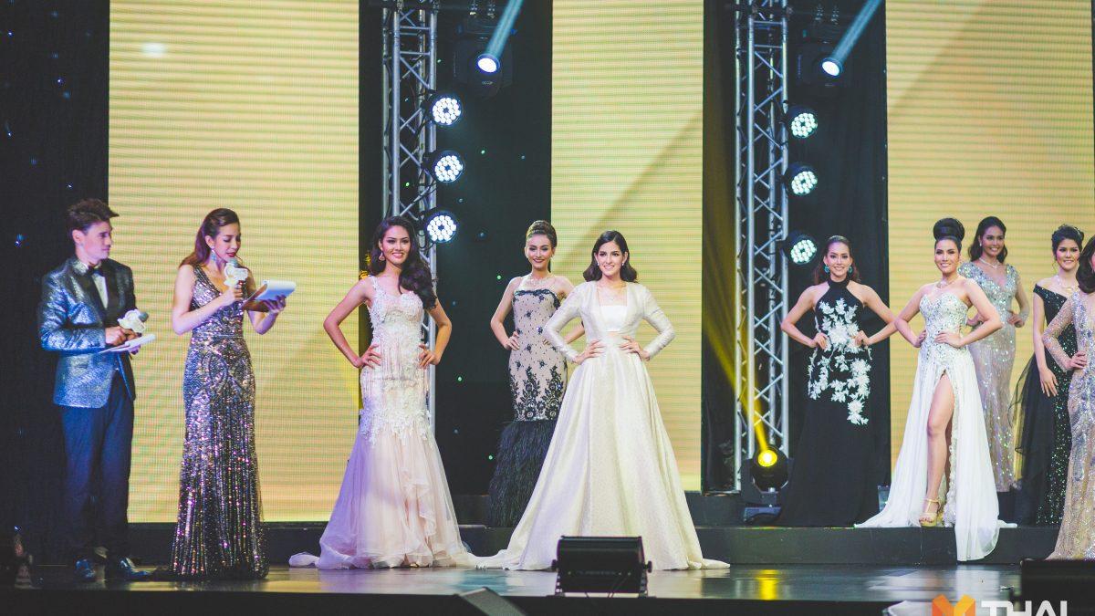 บรรยากาศภายในงานประกวด Miss Tourism Queen Thailand 2017 รอบสื่อมวลชน