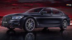 BMW 7-Series Black Fire Edition รถซีดานรุ่นพิเศษ ผลิตเพียง 150 คัน