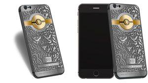 Caviar iPhone 6s Pokemon Go Edition แฟนพันธ์ุแท้ต้องมีไว้ครอบครอง