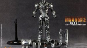 Hot toys Iron man2 markII (Armor Unleashed Version) 1/6