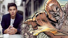 """ตี๋หล่อ """"ลูดิ ลิน"""" เตรียมสลัดภาพ Black Ranger รับบท Murk ในภาพยนตร์ DC เรื่องล่าสุด """"Aquaman"""""""
