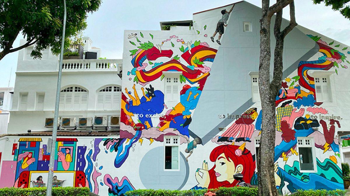 4 พิกัดน่าแวะ กัมปง เกอลัม ที่เที่ยวสิงคโปร์ สัมผัสย่านสถาปัตยกรรม อาหาร และงานศิลปะ