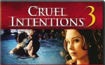 Cruel Intentions 3 วัยร้ายไวรัก 3