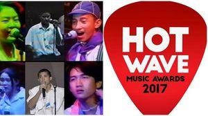 ย้อนอดีต Hotwave Music Awards มีใคร แจ้งเกิด จากเวทีนี้กันบ้าง!?
