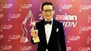 เซ้นส์ เจ๋ง The Producer นักปั้นมือทอง คว้ารางวัล รายการดนตรียอดเยี่ยมเอเชียน เทเลวิชั่น อวอร์ด 201