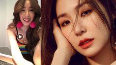 """ทิฟฟานี่ ปล่อยเพลงอินเตอร์ """"Over My Skin"""" เพื่อนๆ-แฟนคลับ Girls' Generation ส่งกำลังใจอบอุ่น!"""