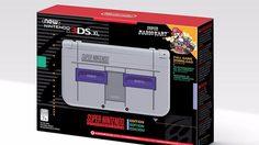 มาแล้ว 3DS XL ในร่างของ SNES ความคลาสสิคแบบไม่ต้องแย่งกันซื้อ