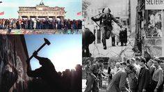 ย้อนชมเรื่องราวของ กำแพงเบอร์ลิน ผ่านรูปภาพ ช่วงปี 1961-1989