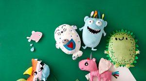 ตุ๊กตาผ้าคอลเล็กชั่นพิเศษ SAGOSKATT