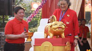 สมเด็จพระเทพฯ เสด็จเปิดงานตรุษจีนเยาวราช ประจำปี 2562