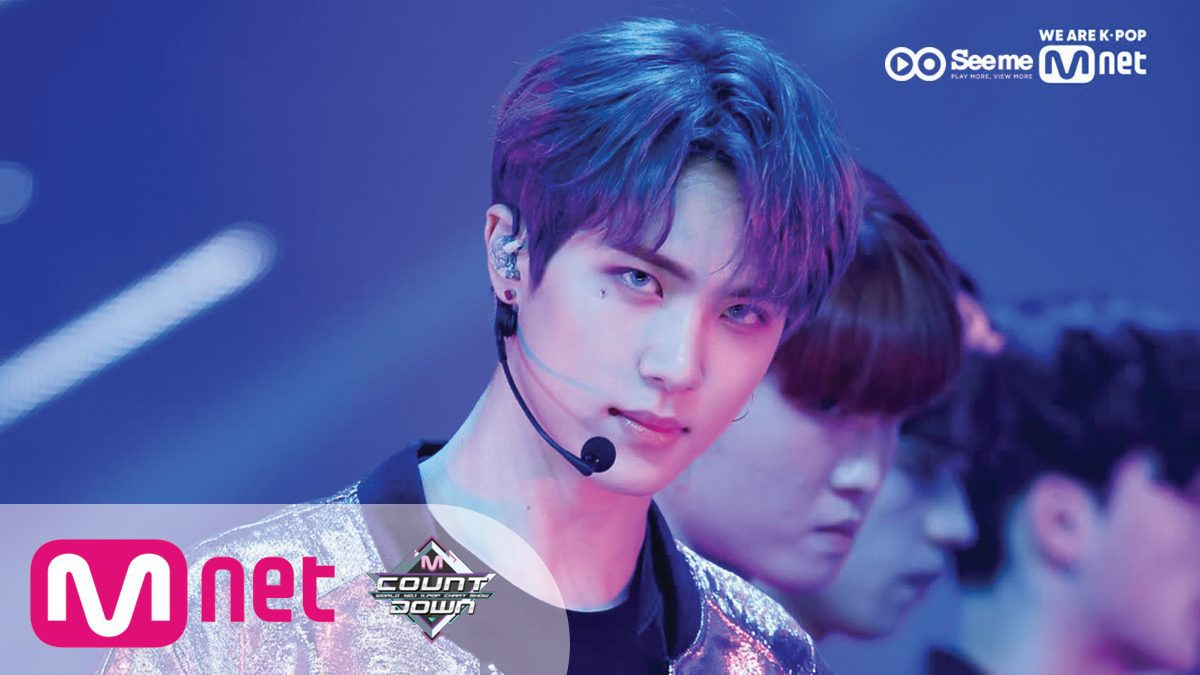 [KIM DONG HAN - FOCUS] Comeback Stage | M COUNTDOWN 190502 EP.617