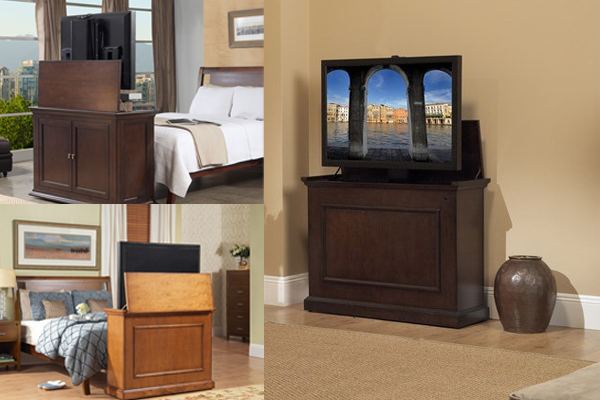 1. ELEVATE 47 INCH TV STAND