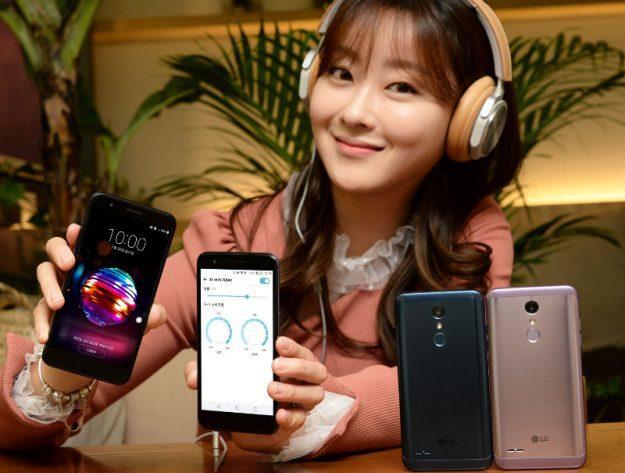 เปิดตัว LG X4+ สมาร์ทโฟนรุ่นเล็ก ฟังเพลงระดับ DAC 32-bit แต่ราคาต่ำหมื่น