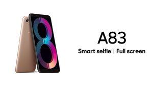 เปิดตัว OPPO A83 ในประเทศไทย สมาร์ทโฟน A.I. Beauty เพื่อการถ่ายเซลฟี่ที่สมจริงและเป็นธรรมชาติ
