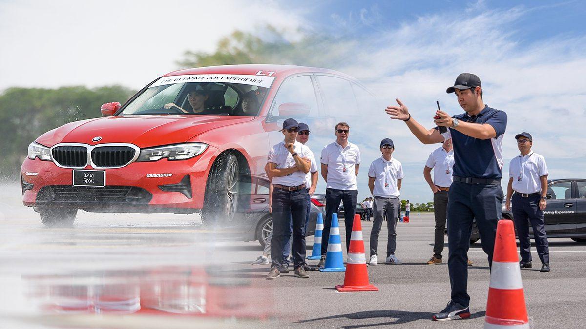 ถ้าขับรถเป็นแล้ว ทำไมต้องเรียนขับรถอีก BMW ชวนฝึกขับรถให้สนุกและปลอดภัย