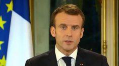 ผู้นำฝรั่งเศส ขึ้นค่าแรง-ลดภาษี หวังดับไฟประท้วง