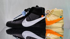 มาอีกแล้ว!! Off-White x Nike Blazer Spooky Pack เตรียมเสียเงินกันได้เลย