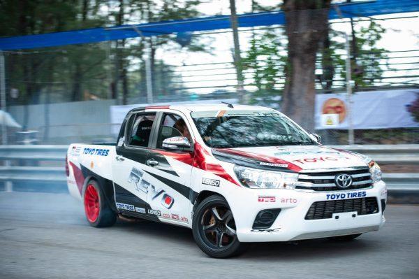 Toyota Gazoo Racing Motor Sport 2019