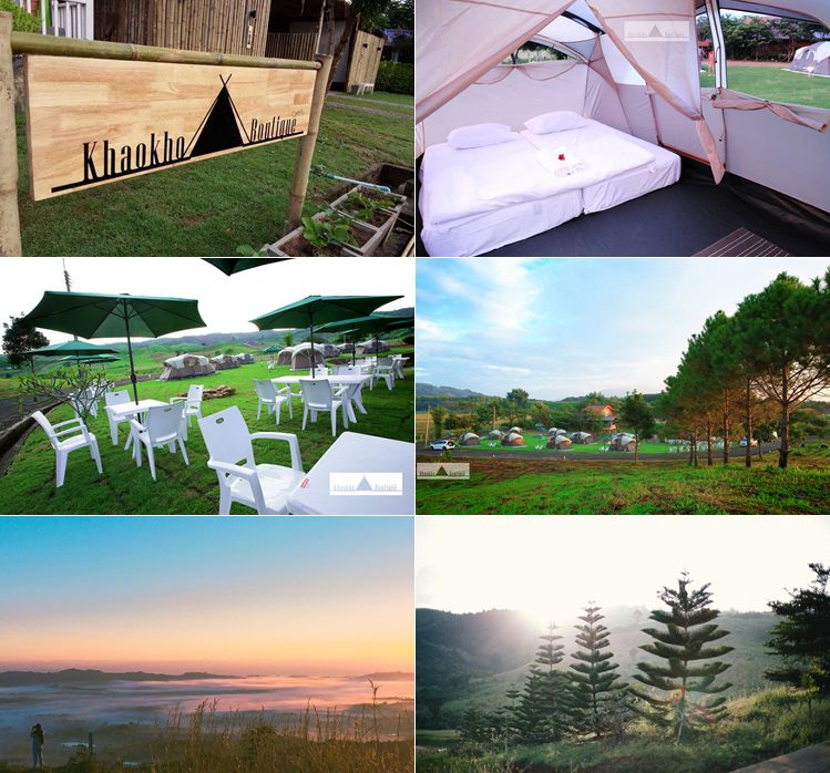 Khao Kho Boutique Camps