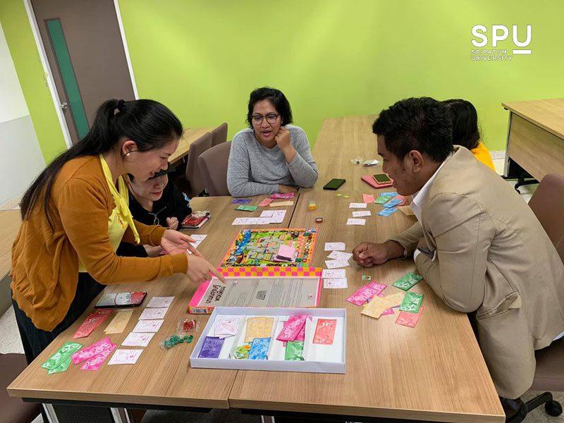 """ส่องการเรียนรู้! นศ.ป.โท นวัตกรรม SITI SPU กับกระบวนการเรียนรู้ """"Formative and Summative Assessment"""""""