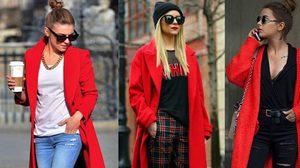 """จะถูกจะแพงขอแดงไว้ก่อน! รวมไอเดีย ชุดสีแดง แต่งแบบไหนให้ """"เป๊ะ และ ปัง"""""""