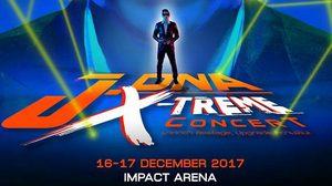 มันส์กว่าเดิม! เจ เจตริน คัมแบ็คคอนเสิร์ตใหญ่ J-DNA X-Treme อีกสองรอบอิมแพ็คฯ!