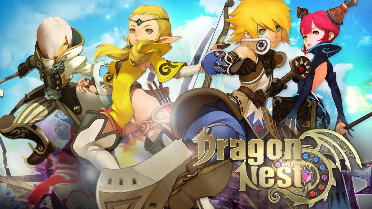 Dragon Nest R : วิธีอัพสกิล Arch Heretic LV 1-25