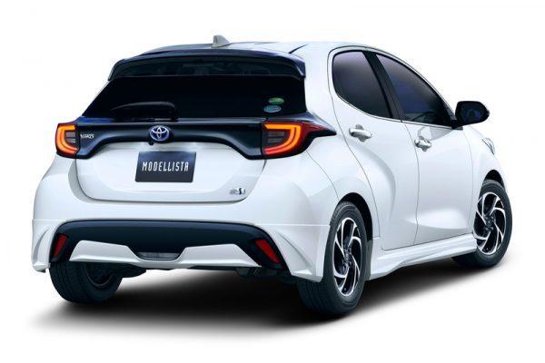 Toyota Yaris Modellista
