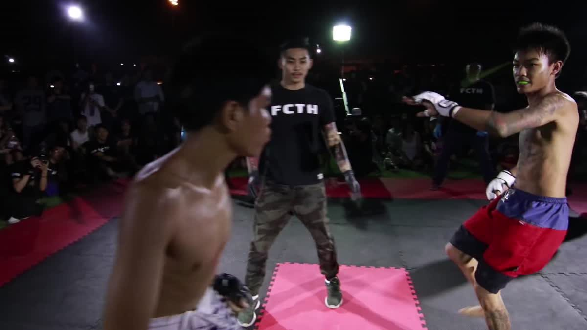 Fight Club Thailand รถซิ่งกรุงเทพ มอมแมม x เต หมดปอก คู่ที่ 239
