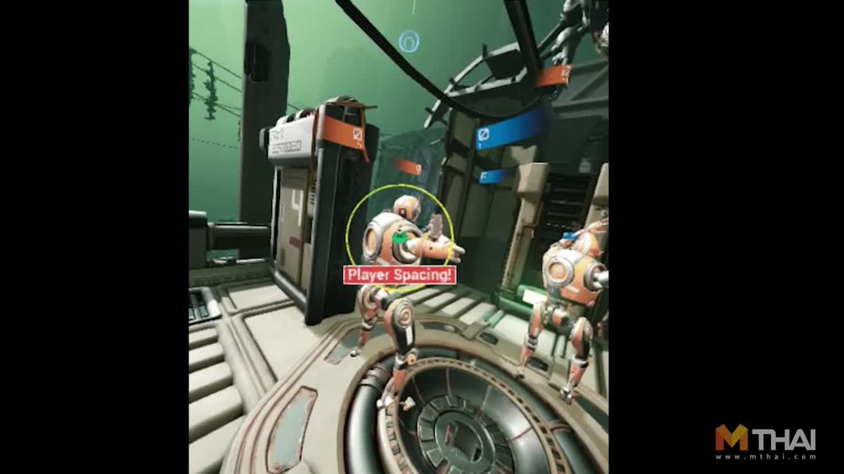 รีวิว : การเล่นเกม SOL-RAIDERS ในระบบเสมือนจริง (VR) ที่ ZERO LATENCY