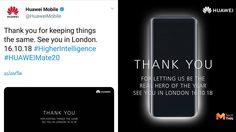 หัวเว่ยขอบคุณแอปเปิ้ล ที่เปิดตัว iPhone รุ่นใหม่ ที่มีแต่อะไรเดิมๆ