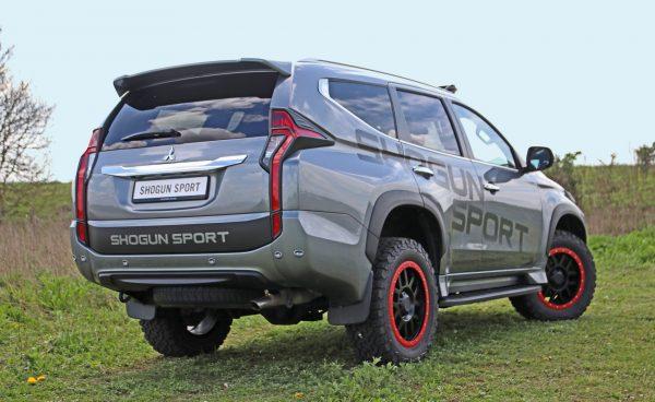 Mitsubishi Shogun Sport SVP