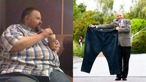ชีวิตใหม่จริงๆ เดินลดน้ำหนัก 2 ปี ลดน้ำหนักได้ 136 กิโลกรัม