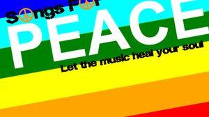 ฟังเพลงให้กำลังใจ กับ Songs For Peace