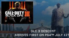 Call of Duty: Black Ops 3 เพิ่ม Add-on Fire Breath Dragon