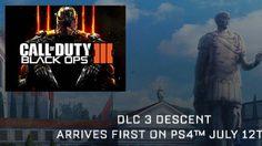 Call of Duty: Black Ops 3 เพิ่ม Add-on Fire Breath Dragon