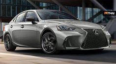 Black Line Special Edition รุ่นพิเศษหรูขึ้นต่อจากไลน์อัพ Lexus IS 300 F Sport
