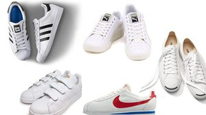 จับตาดู! Sneakers สีขาวสุดคูล จะกลายเป็นไอเท็มชิ้นสำคัญที่ขาดไม่ได้