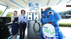 PTT EV Charging Station เปิดให้บริการฟรี 14 สาขาทั่วประเทศ