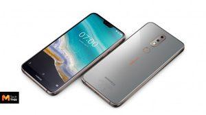 เปิดตัว Nokia 7.1 สมาร์ทโฟน Android One ดีไซน์หรู กล้องคู่เลนส์ Zeiss