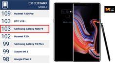มาแล้ว!! Galaxy Note9 กับคะแนนการทดสอบกล้องบนเว็บไซต์ DxoMark