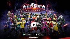 Power Rangers All-Stars ขบวนการ 5 สี พร้อมออกรบบนมือถือแล้ววันนี้