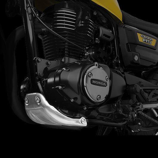 Honda CB350RS