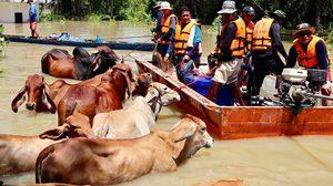 ยกระดับการให้ข้อมูลน้ำท่วม แถลงข่าวสู่ประชาชน วันละ 3 รอบ