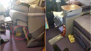 อุทาหรณ์! ถูกขโมยเงินบนเครื่องบินชั้นธุรกิจ ขณะนอนหลับ