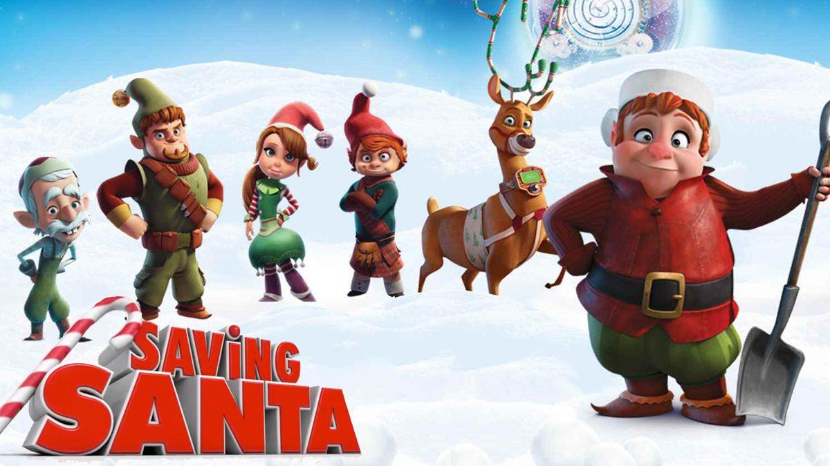 Saving Santa ขบวนการภูตจิ๋ว พิทักษ์ซานตาครอส (เต็มเรื่อง)
